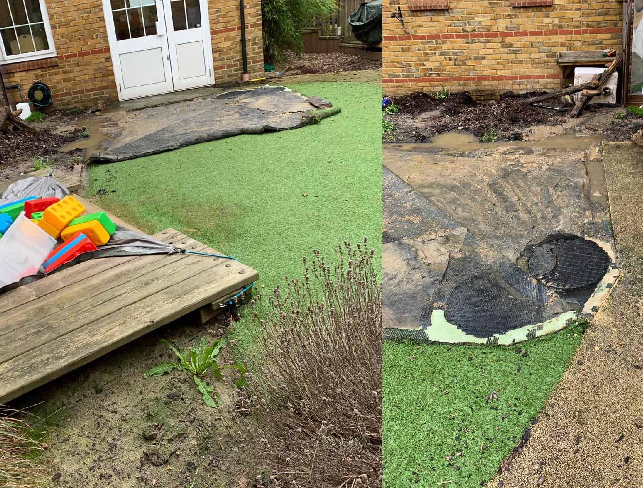 Case Study – Flooded Nursery School